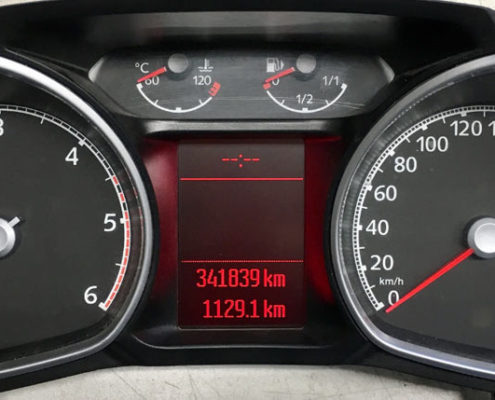 Ford Focus LCD kijelző hiba